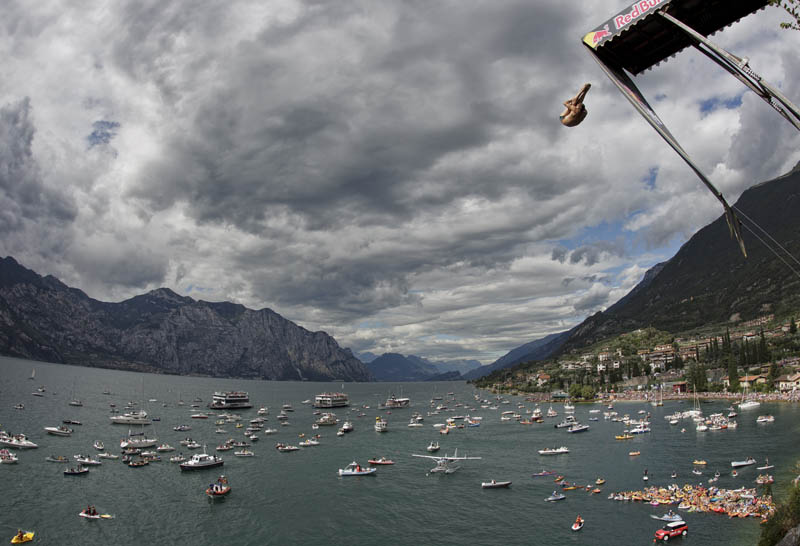 1545 Лучшие фото с Red Bull Cliff Diving