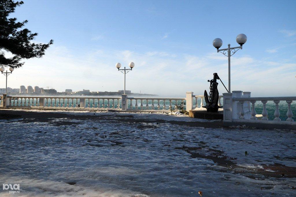 1552 Новороссийск и Геленджик в борьбе со стихией