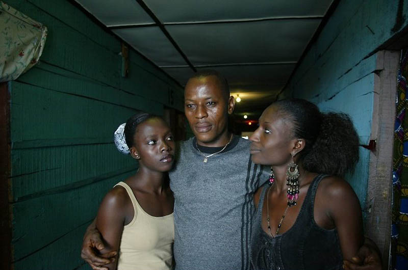 1554 Проституция в Лагосе