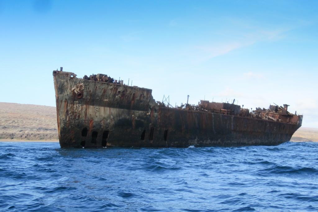 1562 Живописные последствия кораблекрушений