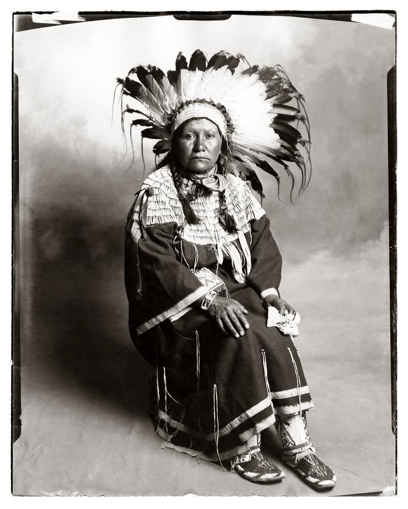 25.11.2009 - Индейцы штата Колорадо, Юта, Нью Мехико и Аризона.