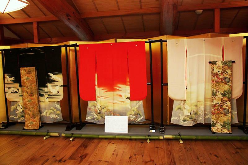 1608 Свадебные кимоно конца 19   начала 20 века