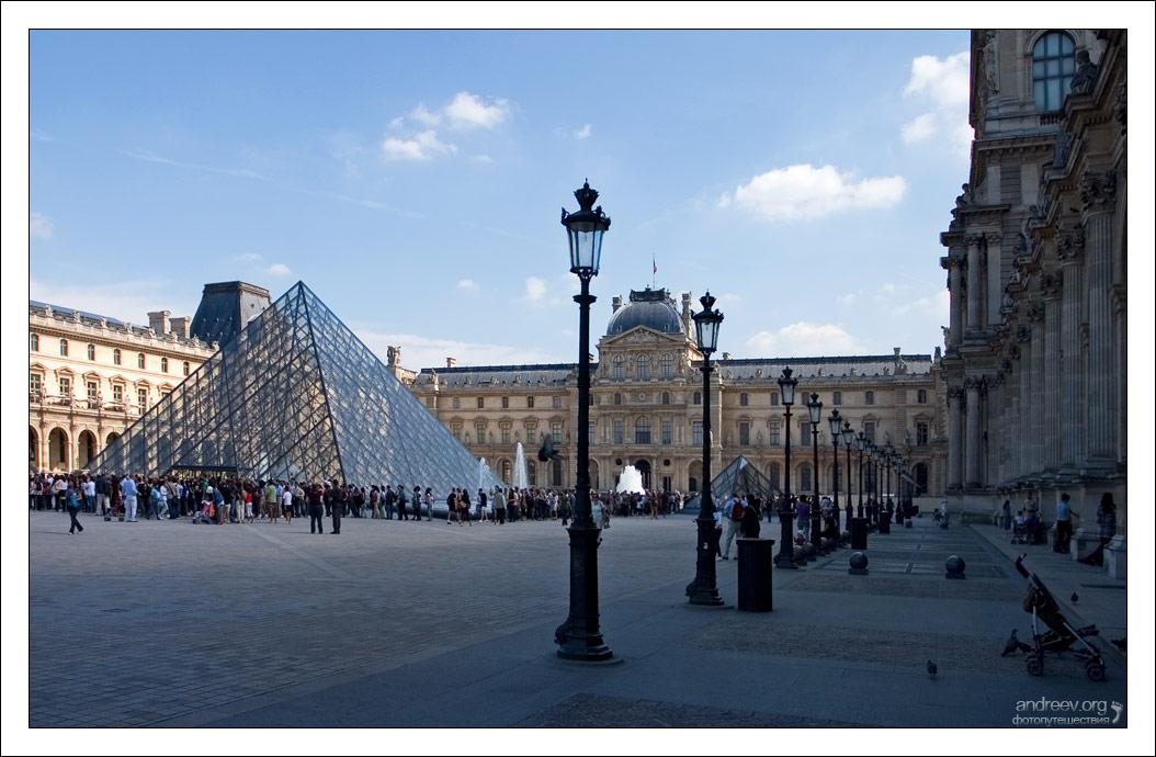 1616 Париж: уличная жизнь