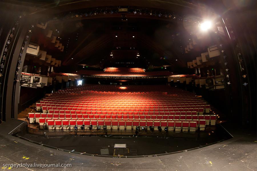 1620 Сиднейский оперный театр