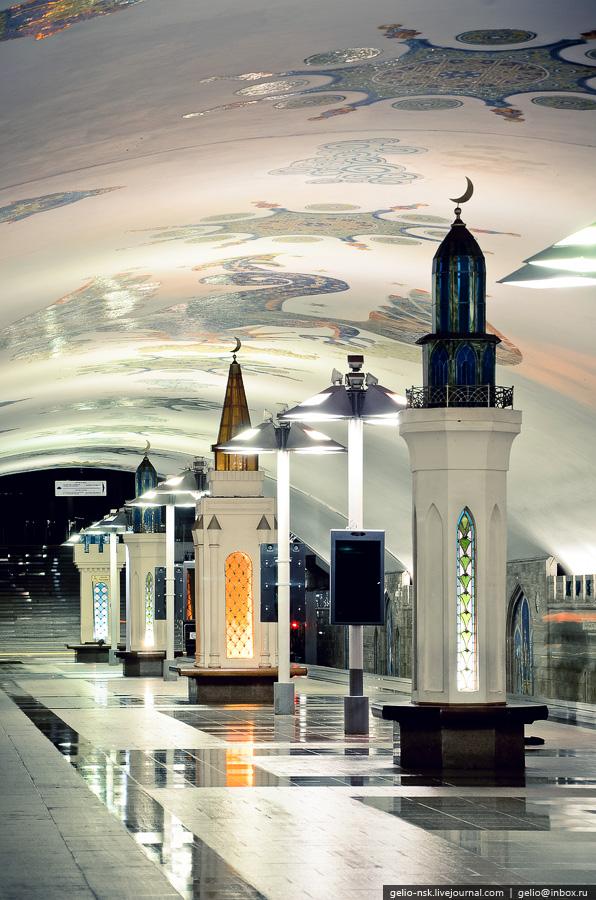 1632 Казанский метрополитен