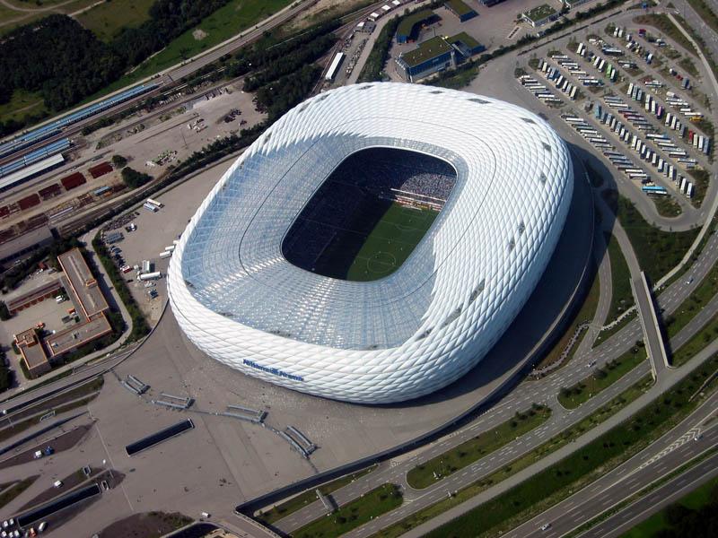 1636 25 стадионов   вид сверху