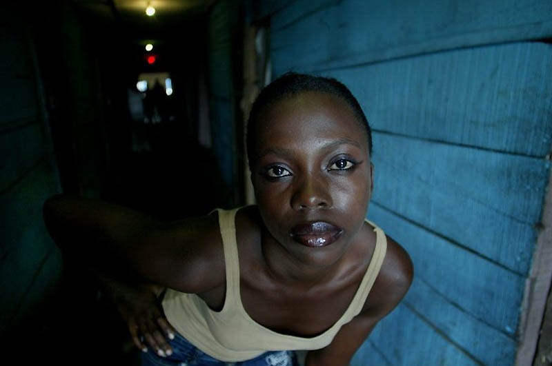 1650 Проституция в Лагосе
