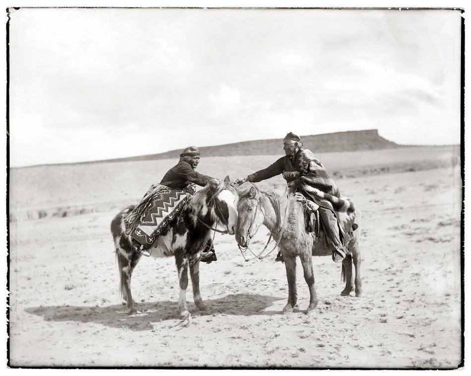 Геноцид североамериканских индейцев - самое долгое в истории...