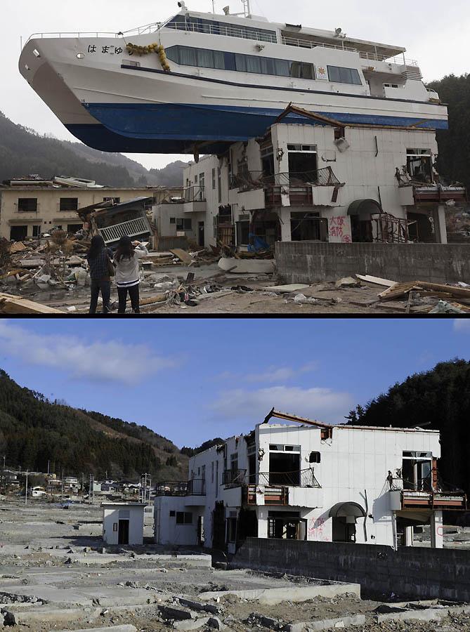 1686 Как Япония восстановилась после землетрясения и цунами