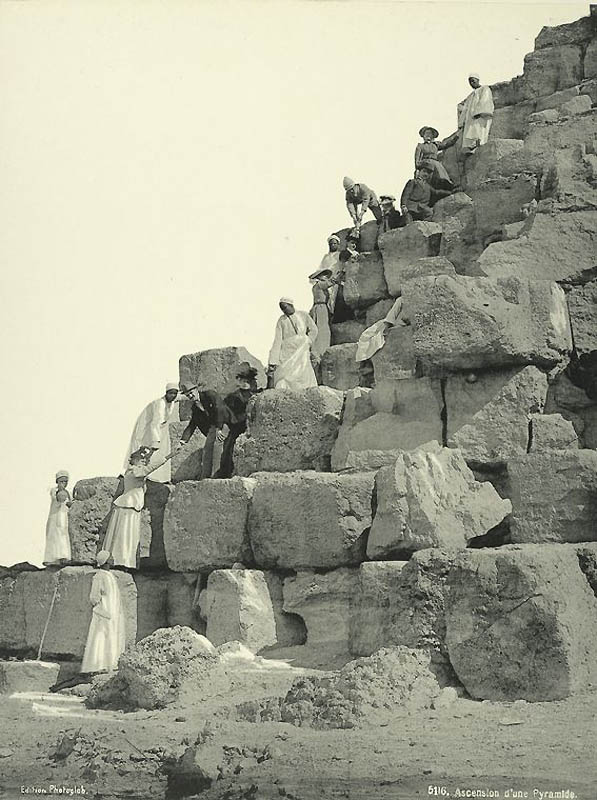 1713 Фотографии из Египта 1870 х годов