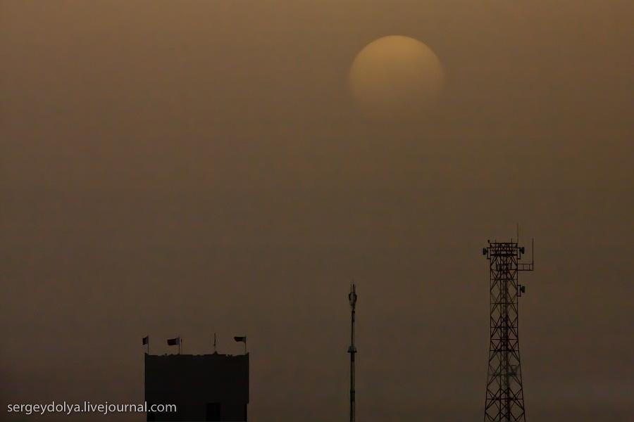 1718 Авиасалон в Бахрейне: Фотографии, сделанные против солнца