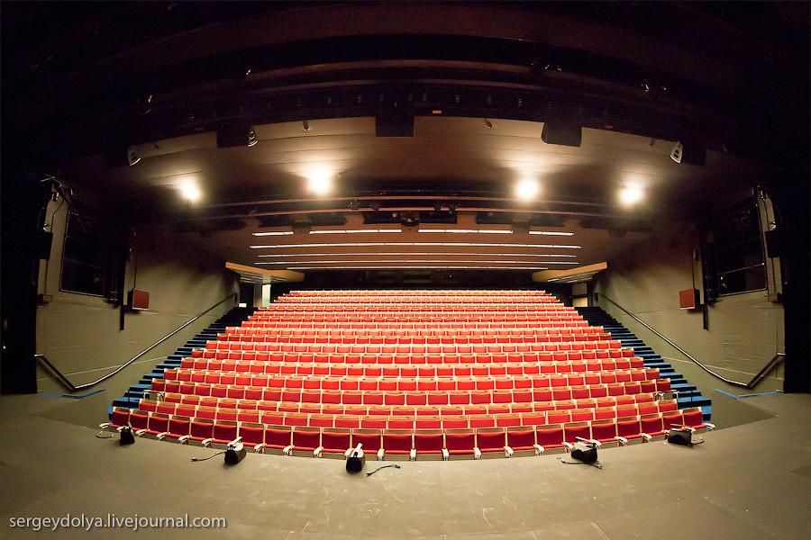 1719 Сиднейский оперный театр