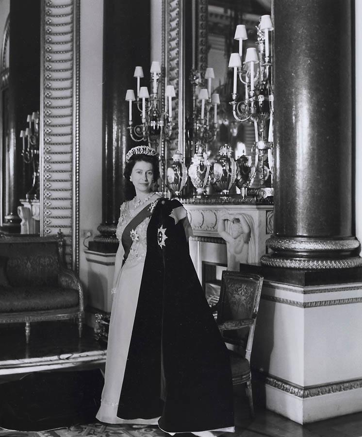 1734 Королева Британии Елизавета II: 60 лет на троне