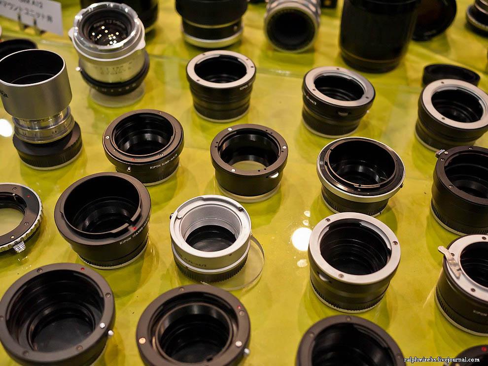 1758 Япония: Фотовыставка CPPlus 2012