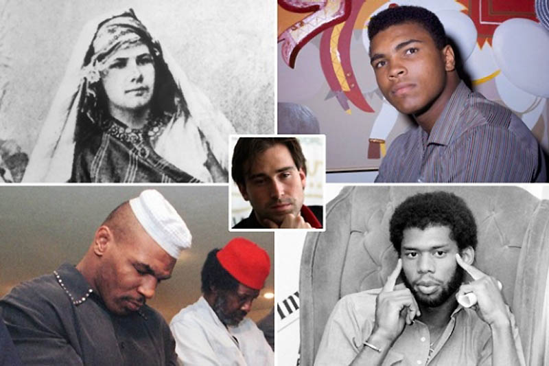 1797 Знаменитые люди, принявшие ислам
