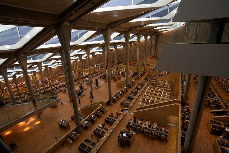 1822 15 самых красивых библиотек мира