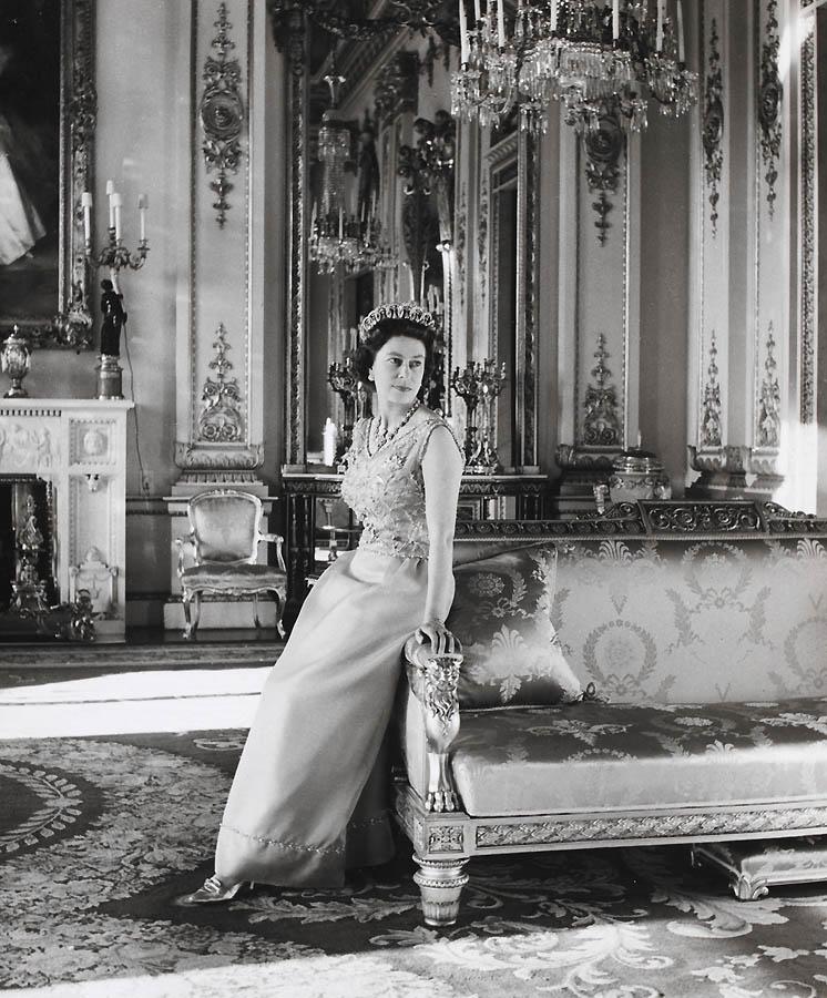 1833 Королева Британии Елизавета II: 60 лет на троне