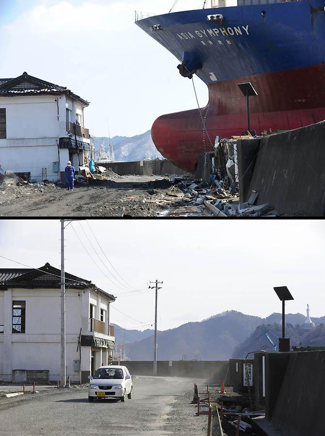 1876 Как Япония восстановилась после землетрясения и цунами