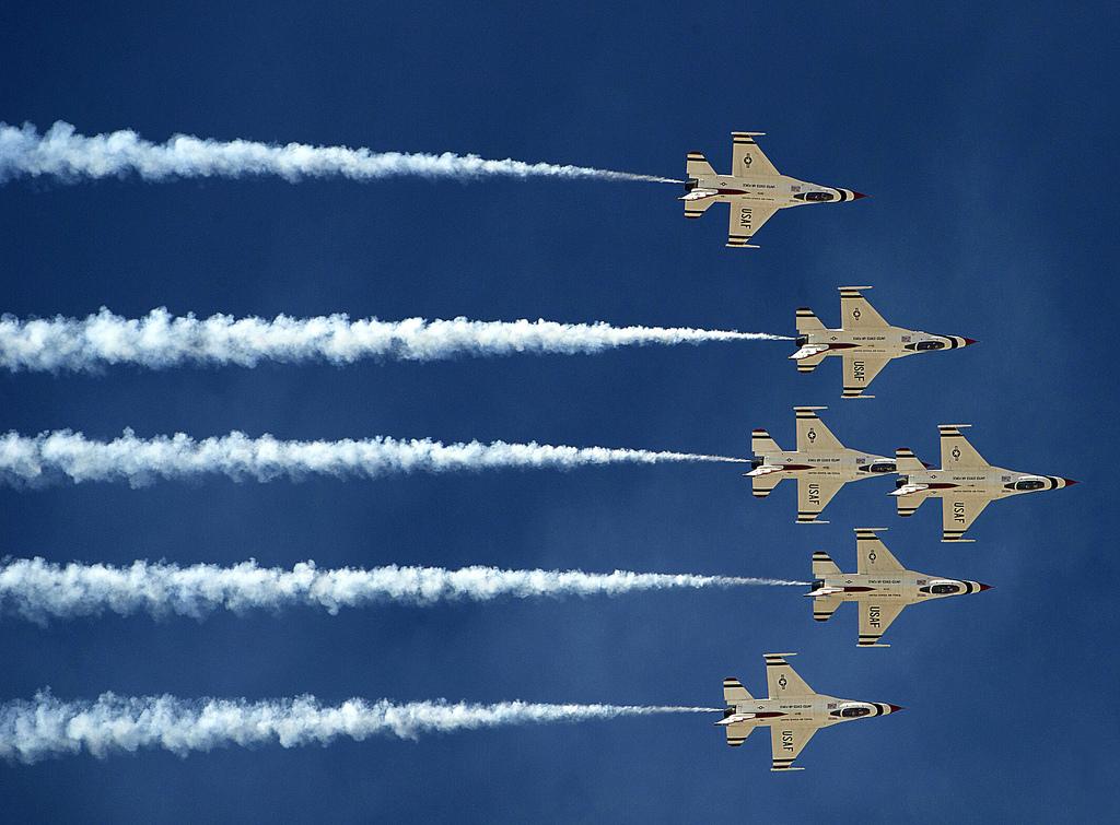 193 25 fotos impressionantes da USAF