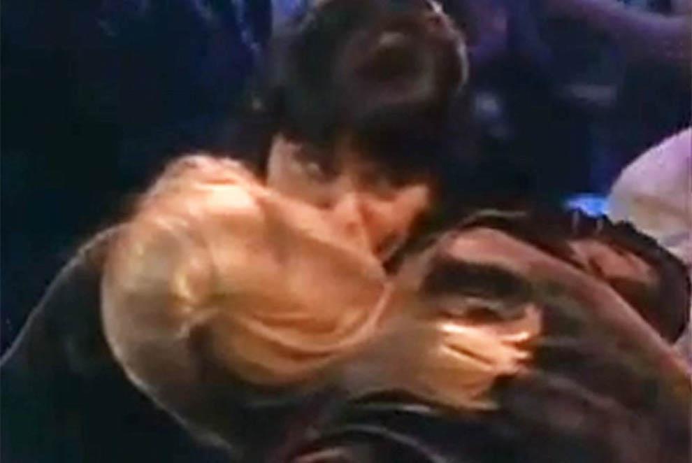 1962 Cамые известные поцелуи