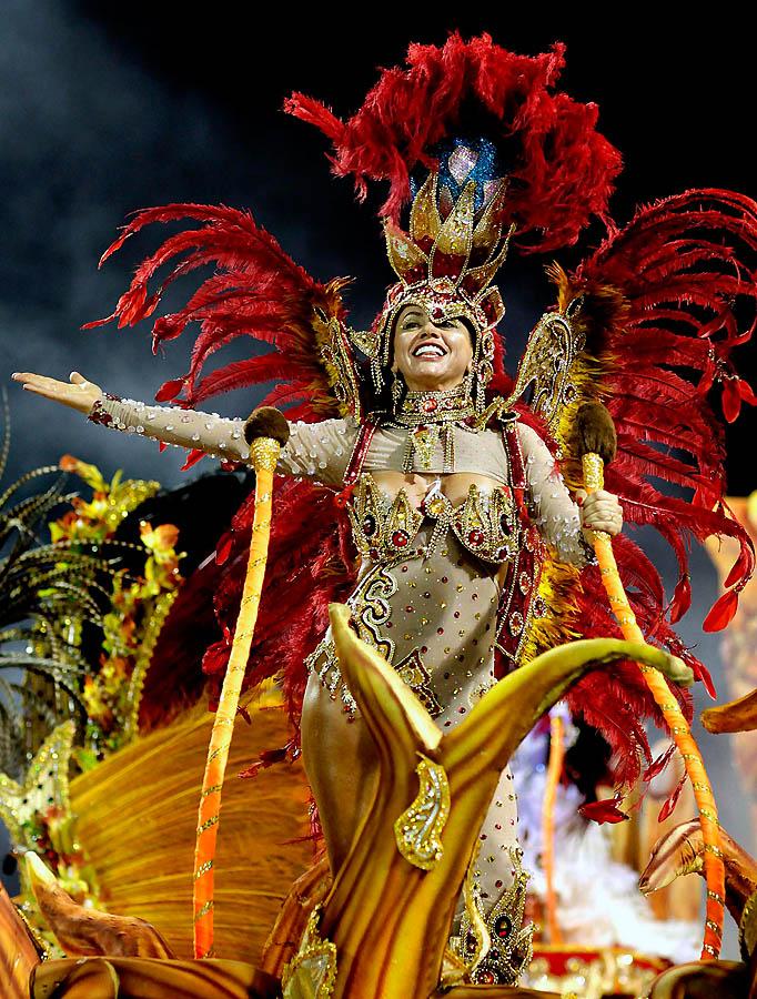 1970 Карнавал в Рио 2012