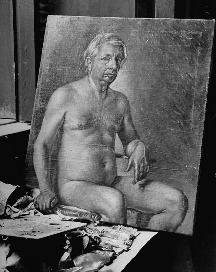 1977 Художники и натурщицы