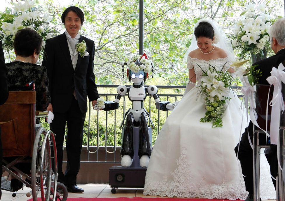 2033 Стирая границу между роботом и человеком