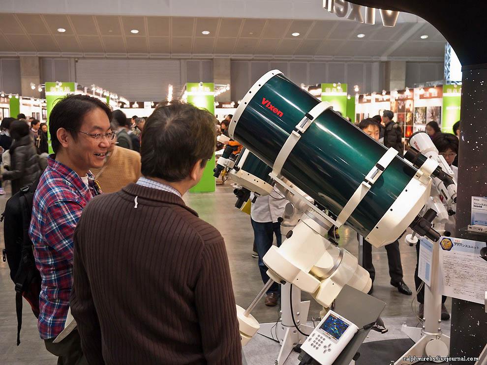 Оптические приборы япония