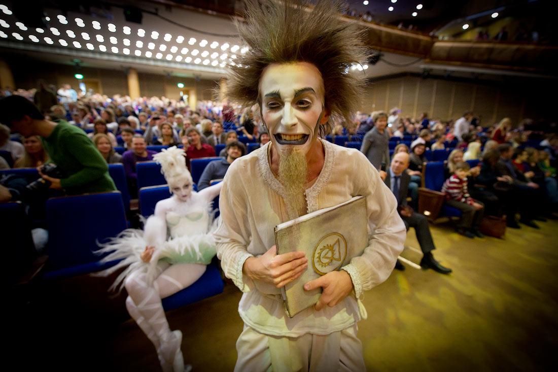 2055 Cirque du Soleil в Кремле