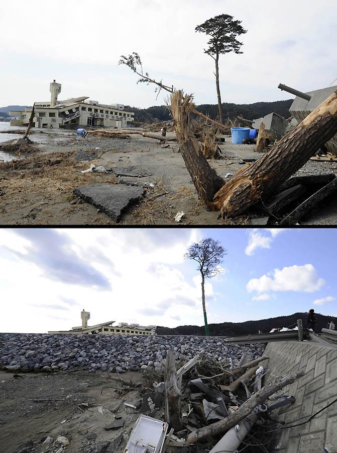 2064 Как Япония восстановилась после землетрясения и цунами