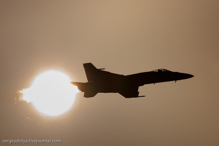 2102 Авиасалон в Бахрейне: Фотографии, сделанные против солнца