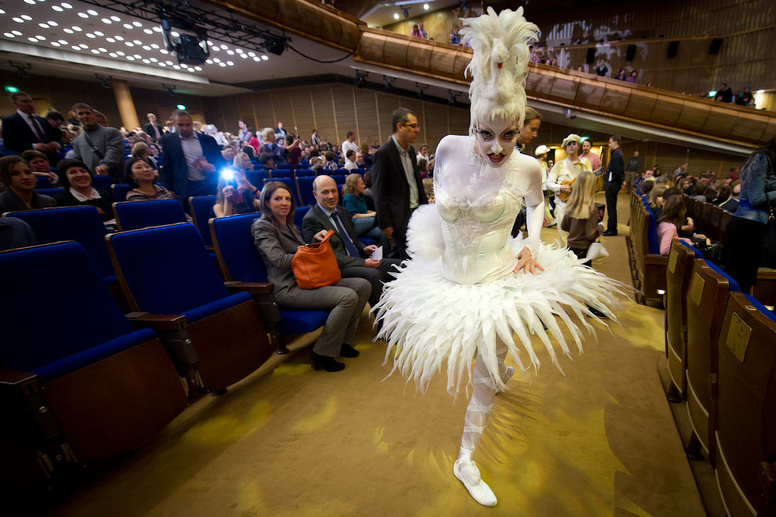 21107 Cirque du Soleil в Кремле