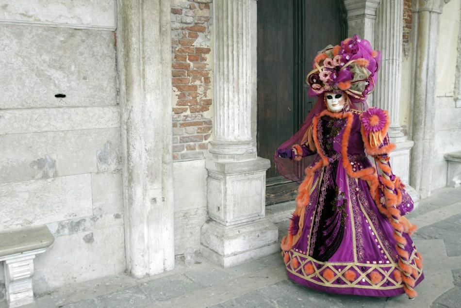 Костюм для венецианского карнавала своими руками
