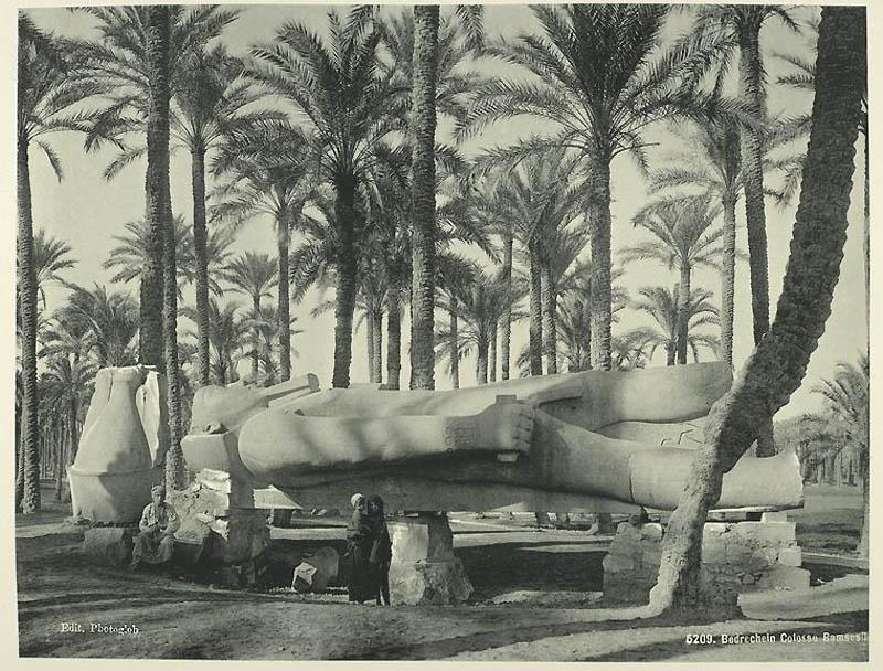 2115 Фотографии из Египта 1870 х годов