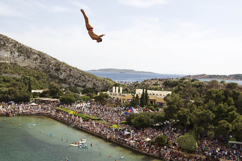 2156 Лучшие фото с Red Bull Cliff Diving