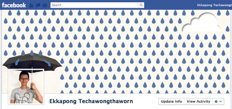 2161 25 забавных и креативных обложек приложения Timeline для Facebook