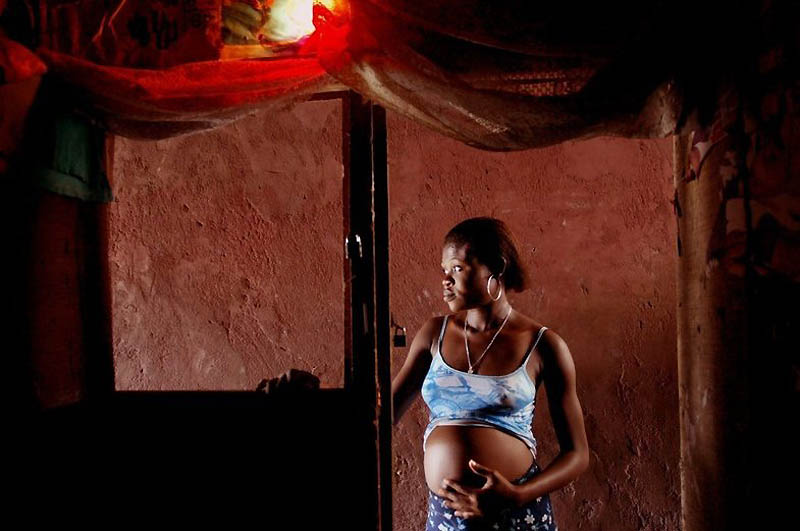 2172 Проституция в Лагосе