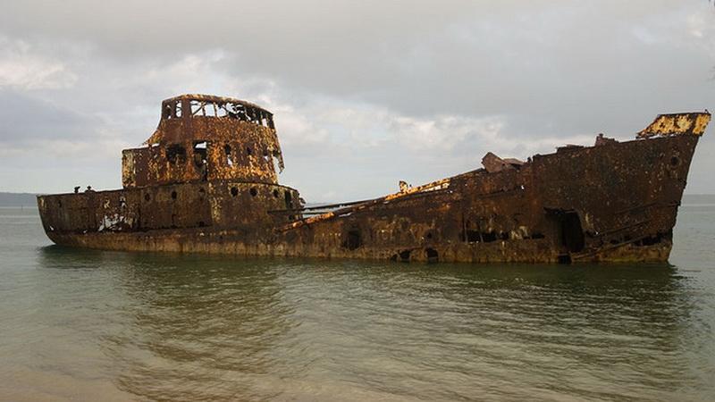 2189 Живописные последствия кораблекрушений