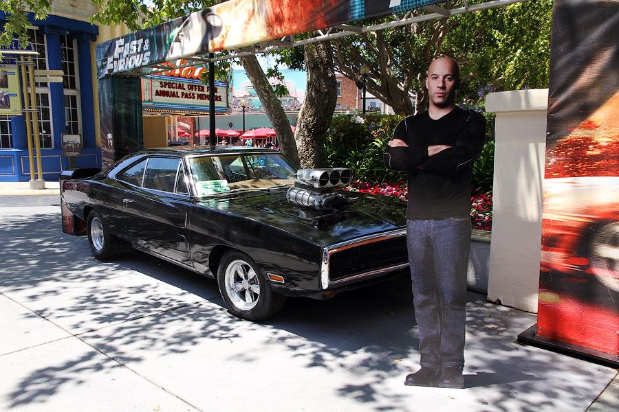 22113 Universal Studios в Лос Анджелесе