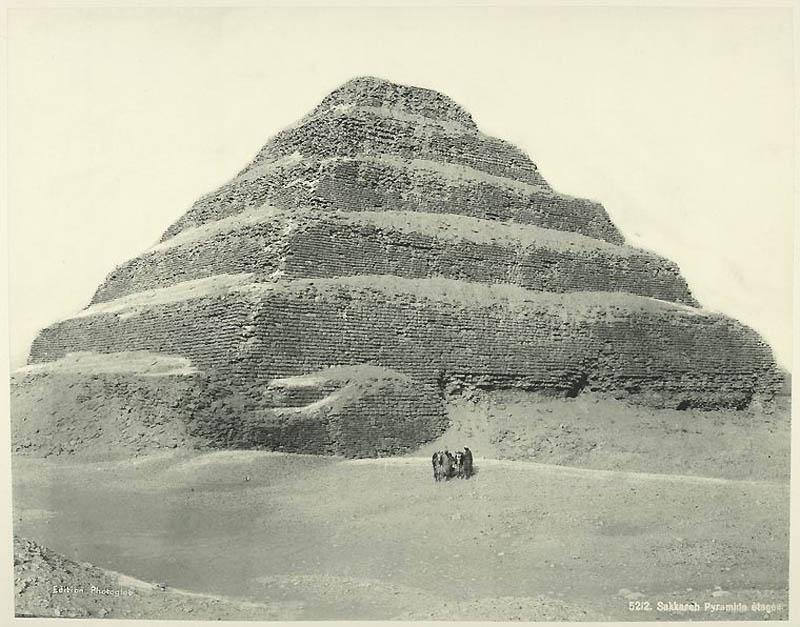 2214 Фотографии из Египта 1870 х годов