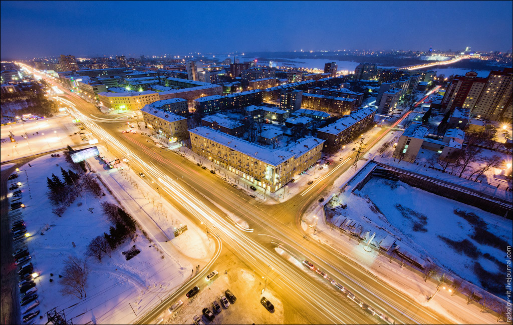 2243 Высотный Новосибирск от Виталия Раскалова