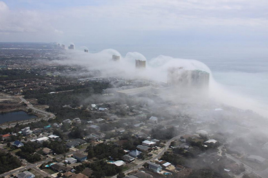 2280 Волны тумана в Панама Сити