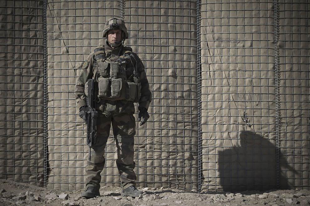 2284 Портреты бойцов Иностранного Легиона