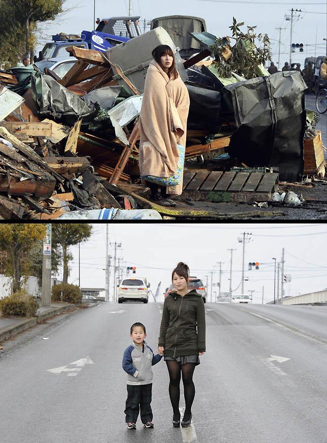 2290 Как Япония восстановилась после землетрясения и цунами