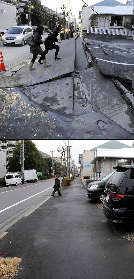 2291 Как Япония восстановилась после землетрясения и цунами