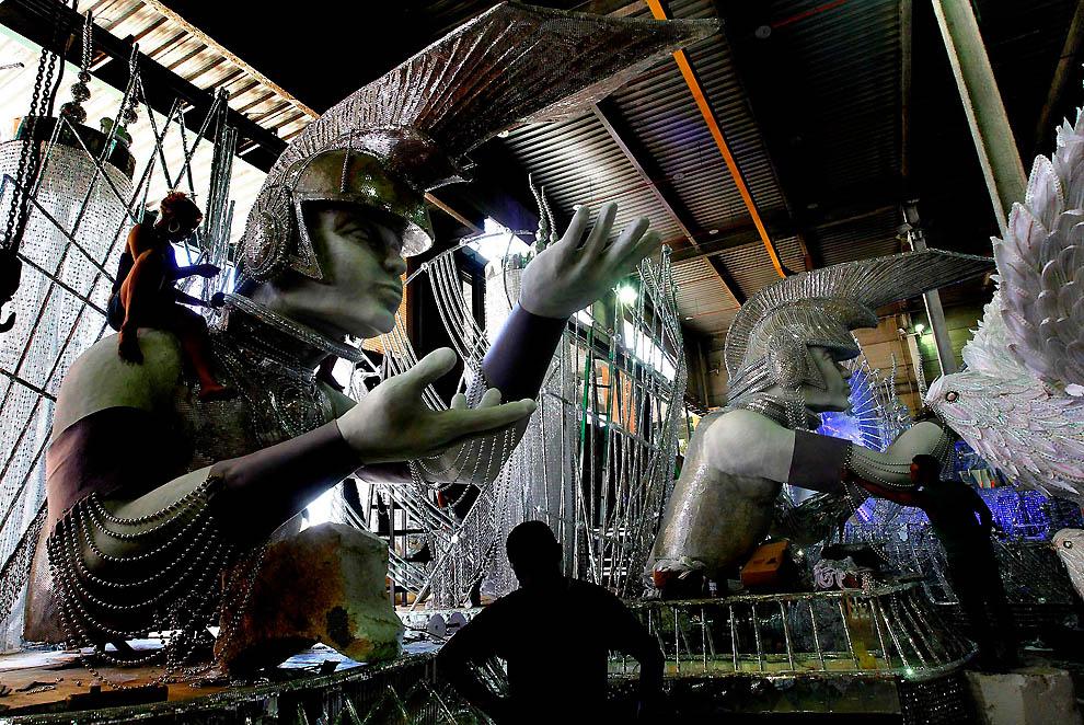 2292 Карнавал в Рио 2012
