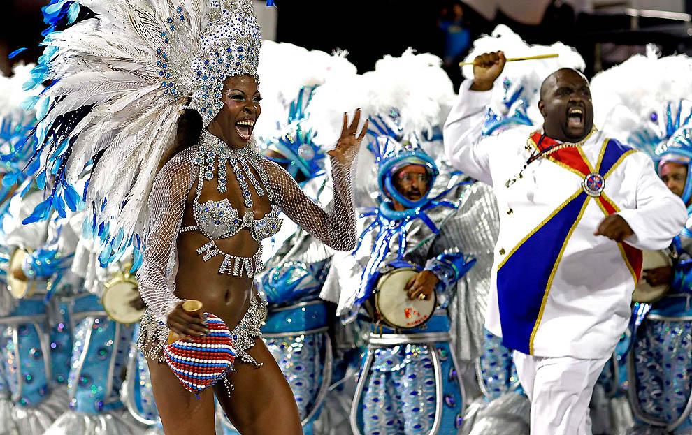 2293 Карнавал в Рио 2012