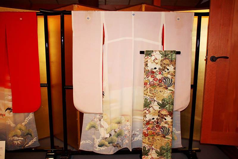 2309 Свадебные кимоно конца 19   начала 20 века