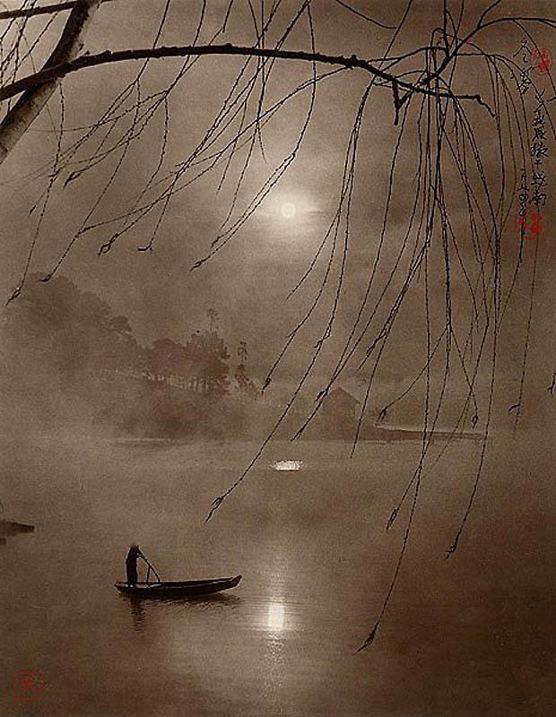 2320 Фотографии в стиле традиционной китайской живописи