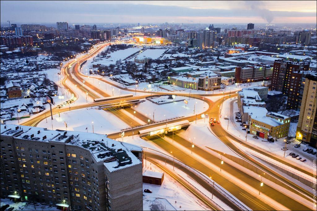 2340 Высотный Новосибирск от Виталия Раскалова
